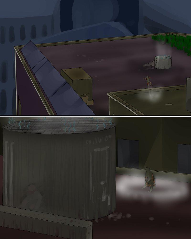 Dark Roof